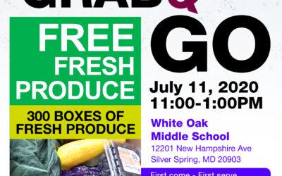 Fresh Food July-11 2020 / Grab & Go
